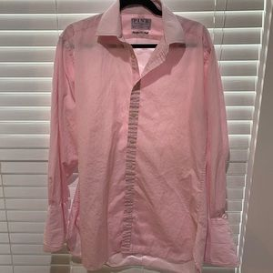 Thomas Pink French Cuff Shirt - Size 16.5